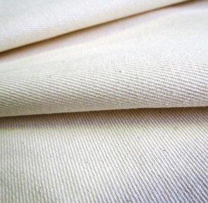 Ткань Саржа отбеленная, 100% хл., 250±10 гр./кв.м., 150 см