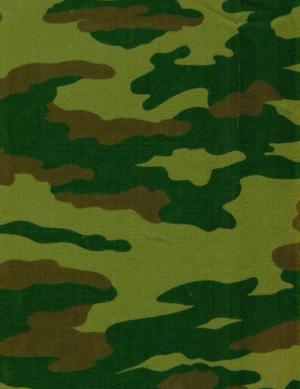 Ткань Саржа КМФ, 100% хл., 250±10 гр./кв.м., 150 см