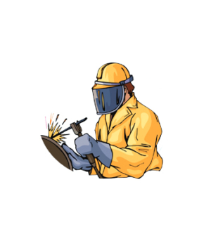 Защита для сварщиков и металлургов